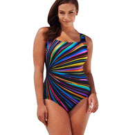 One-Piece Swimsuit - Various Styles (Plus Sizes Available)