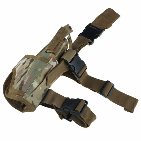 Tactical Military Right Hand Pisto/Gun Drop Leg/Thigh Holster