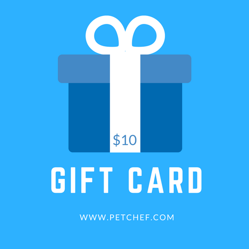 PET CHEF Gift Card