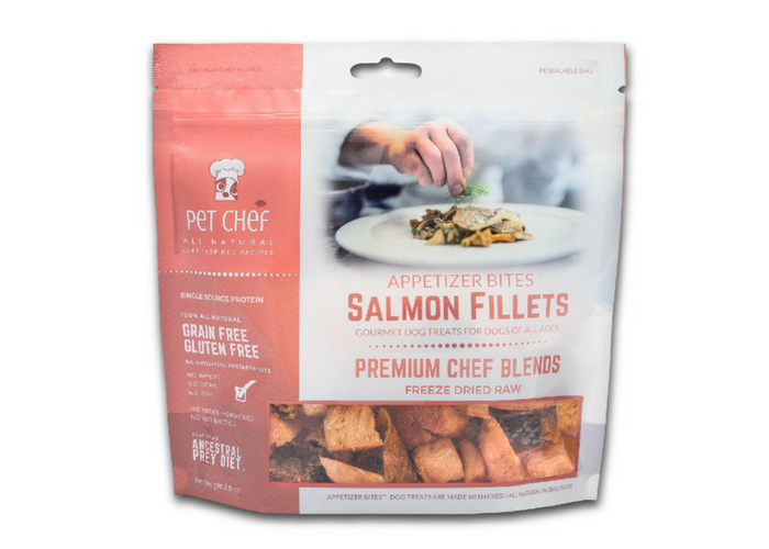 Salmon Fillet Dog Treats