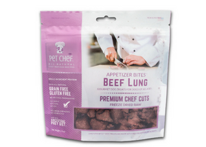 Beef Lung Dog Treats