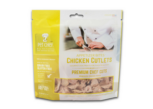 Chicken Cutlets Dog Treats