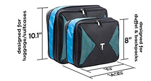 Taskin Duplex | Dual-Sided Compression Packing Cubes