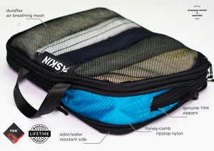 Taskin Air Duo | Ultralight, Dual Sided Packing Cubes