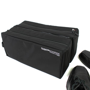 Taskin Qik Dual Shoe Bag - Fits 4 Shoes