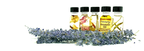 Twichery Spirit Guide Oils: Summon your saints, sages, angels, daemons & deities