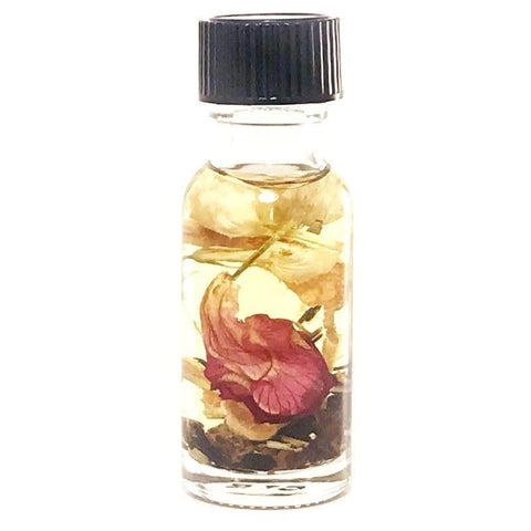All Night Long Oil for Magical Passion, Stamina, Seduction, all night long. Twichery. Moon, Creole, Root.