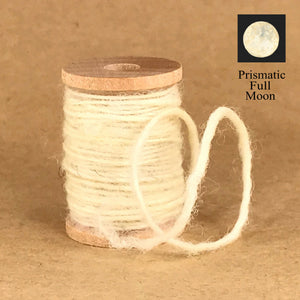 Prismatic Full Moon-Spun Twine: No Full Moon? No Problem!