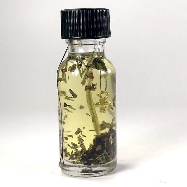 Exorcism Oil: Original traditional Hoodoo formula for casting out evil spirits, magical, Voodoo, Wicca, Pagan