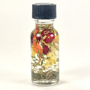 Tribute to Hestia: A Ceremonial Oil to Invite the Goddess of the Hearth to Strengthen and Bless Your Home