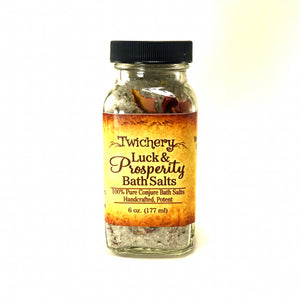 Luck & Prosperity Bath Salts