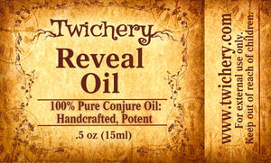 Reveal Oil: When You Need to Find Out What the Hell is Going On