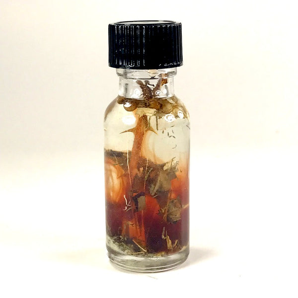 Sweet Vengeance Oil: Vengeance When Evil People Continue to Escape Justice and Do Harm