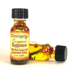 Tangerine Happiness: Lighten Up Your Life in One Magickally Fruity Swoop!