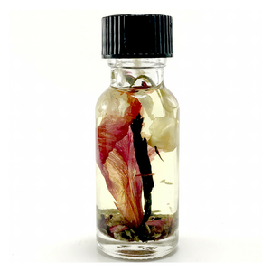 1/2 oz Hoodoo, Wicca, Pagan Conjure Oil for lust, seduction, passion, attraction