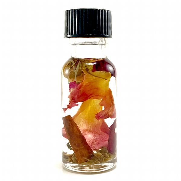 Dream Oil, Twichery, Anointing, Clairvoyance, Patchouli, Jasmine, prophetic dreaming, lucid dreaming, Jasmine, gold, alchemy
