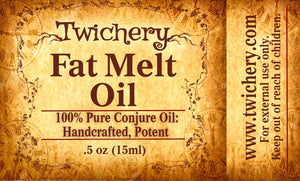 Fat-Melt Oil