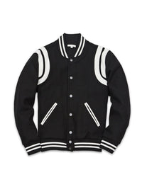 Westlake Wool Varsity Jacket by Reason Clothing front