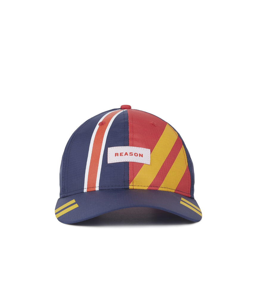 RETRO COLORBLOCK CAP - The Plug Dallas