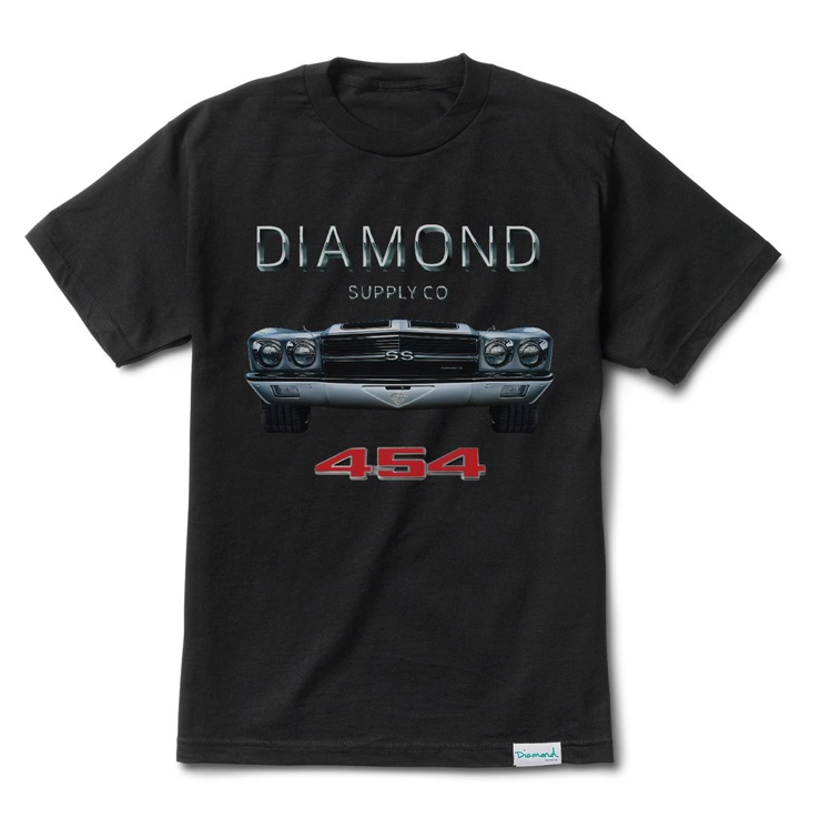 Dmnd X Chevelle 454 S/S Tee - The Plug Dallas