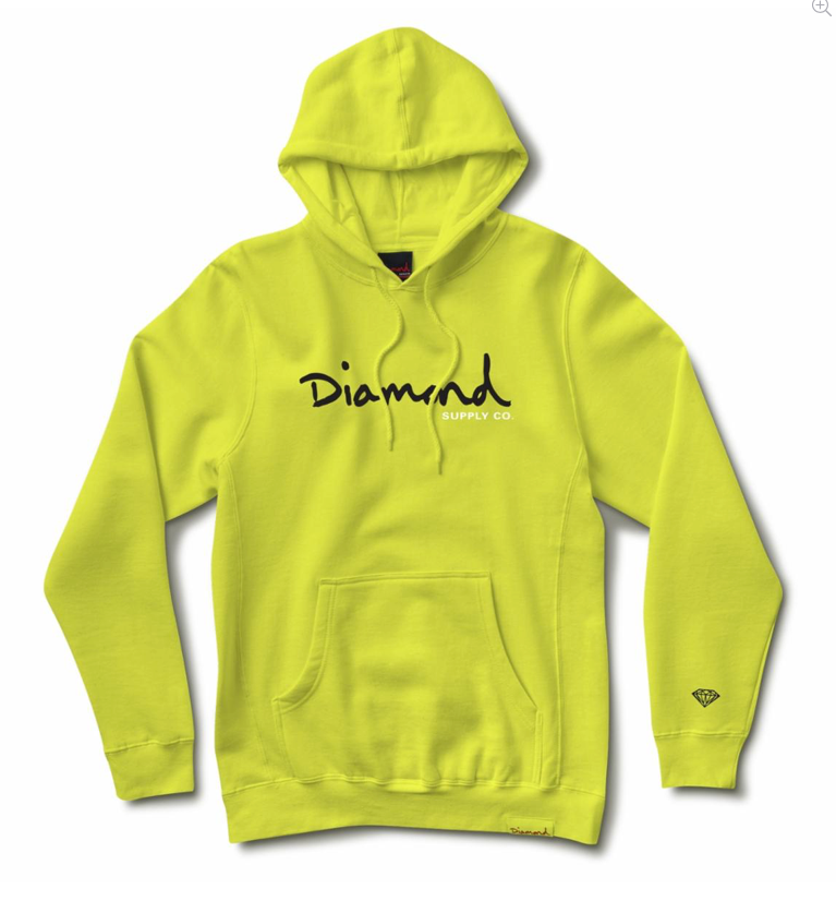 Shimmer OG Script Hoodie - The Plug Dallas