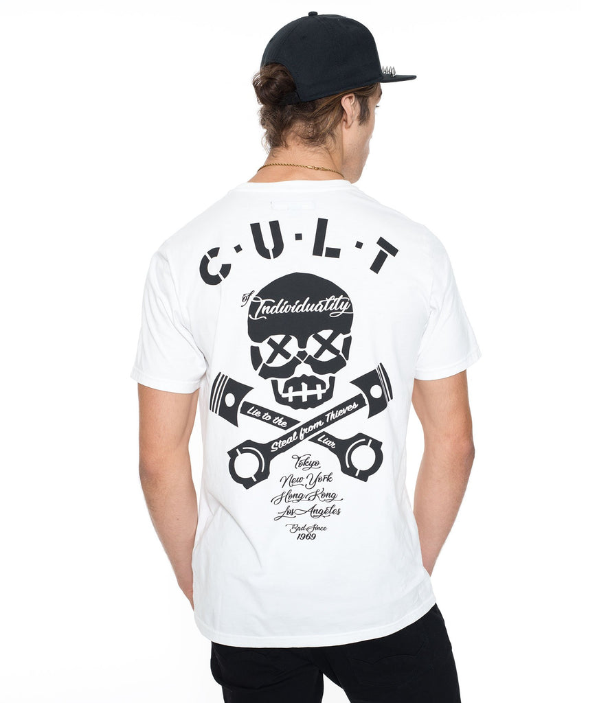 Cult of Individuality Lucky Bastard Tee