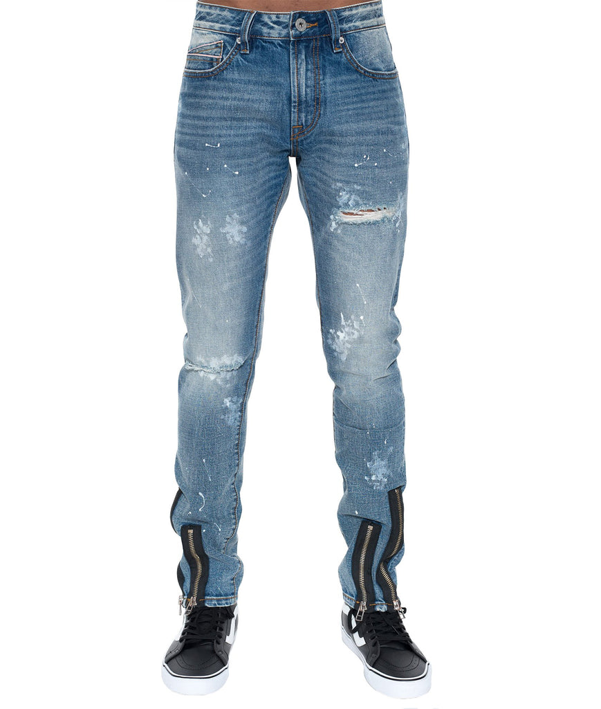 Rockabilly Slim Denim - The Plug Dallas