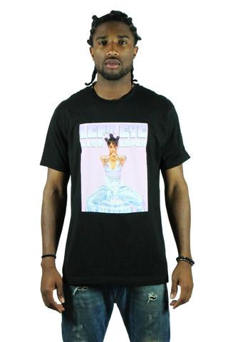 Left Eye Shooter Tee by Cross Colours