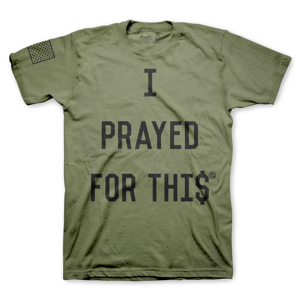 Prayed Tee - The Plug Dallas