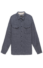 Raglan Chambray Workshirt - The Plug Dallas