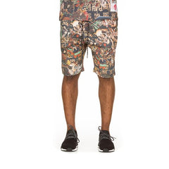 Kama Sweat Shorts - The Plug Dallas