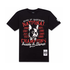 National Champs Tee (Black) - The Plug Dallas