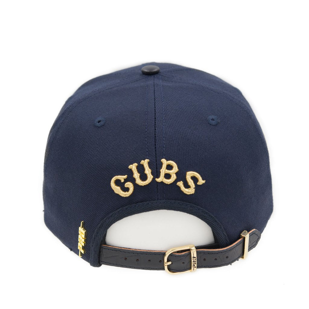 Chicago Cubs Retro Logo - The Plug Dallas