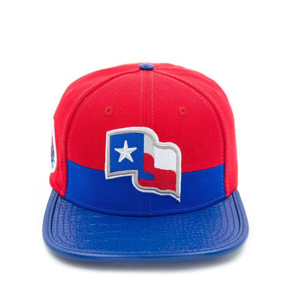 Texas Rangers Flag Logo - The Plug Dallas