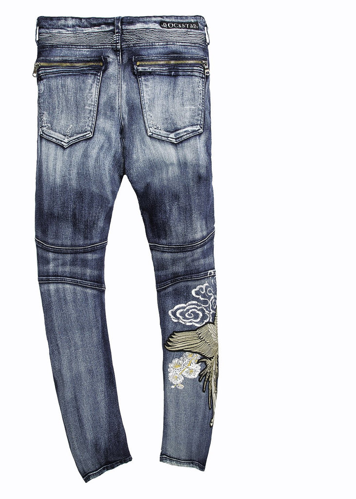 ZEN BIKER JEANS - The Plug Dallas
