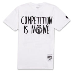 Competition Tee – White - The Plug Dallas
