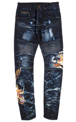 AUSTIN BIKER JEANS - The Plug Dallas