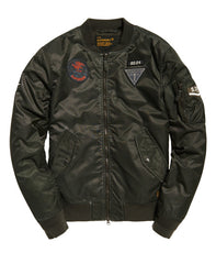 Superdry Limited Edition Flight Bomber - The Plug Dallas