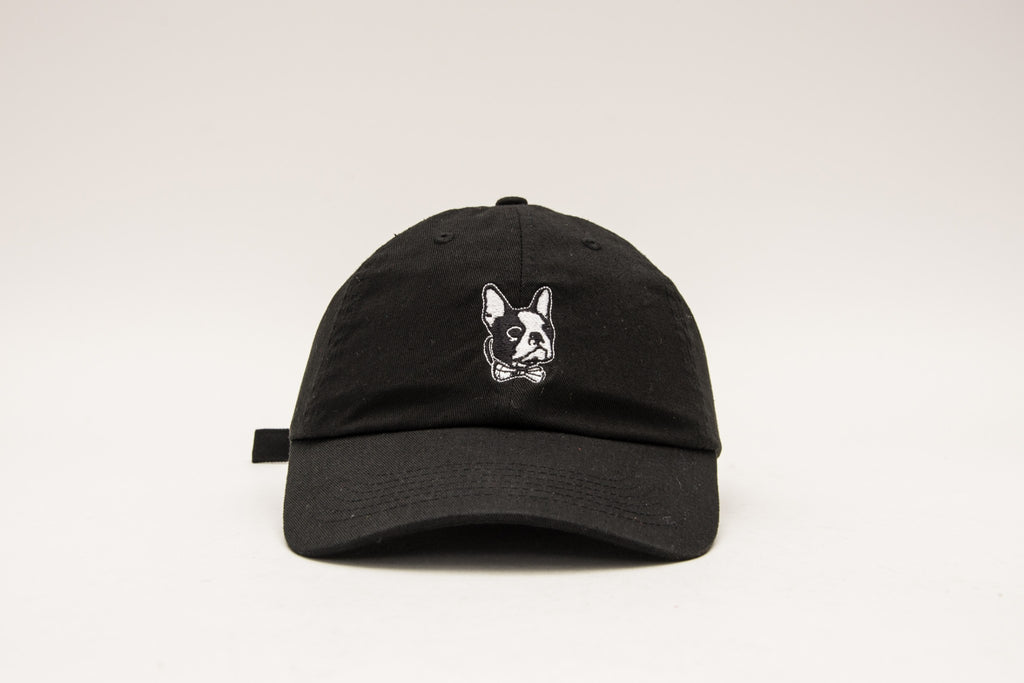 Logo Dad Hat - The Plug Dallas