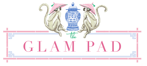 The Glam Pad Logo