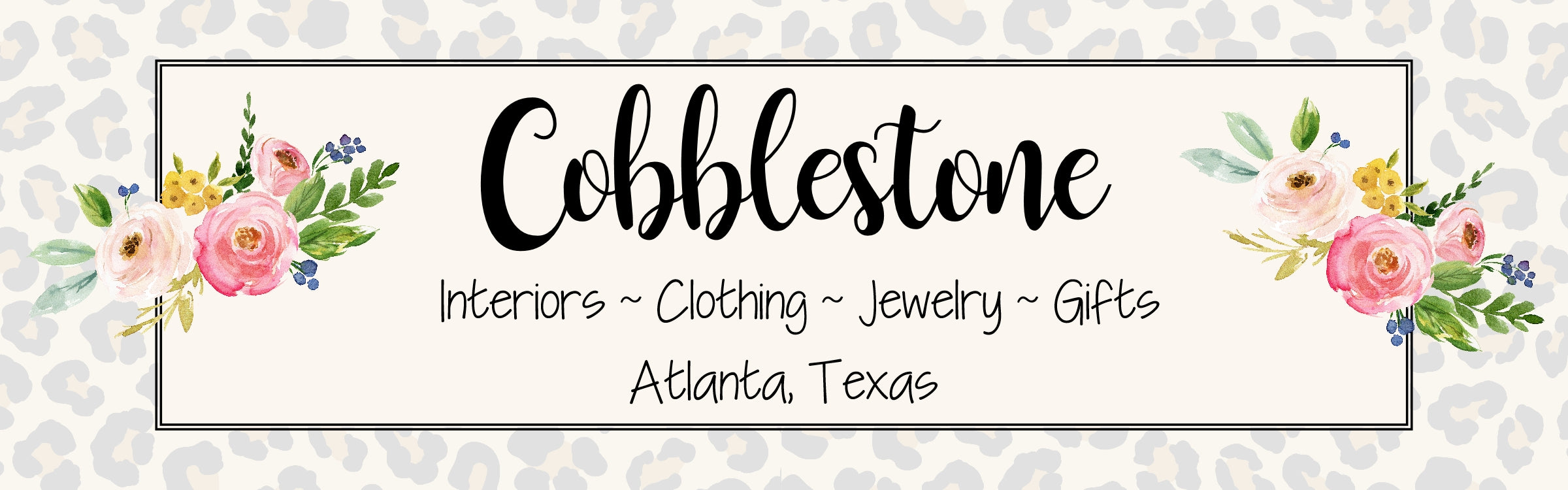 Cobblestone Interiors Clothing Jewelry Gifts