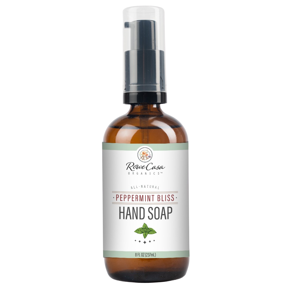 Hand Soap - Peppermint Bliss