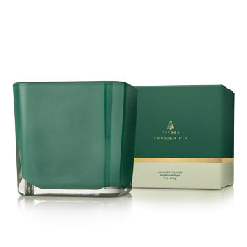 Frasier Fir Grand Noble Medium Emerald Candle