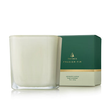 Frasier Fir Grand Noble Small Sage Candle