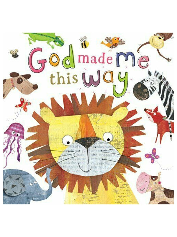 Book - God Made Me This Way