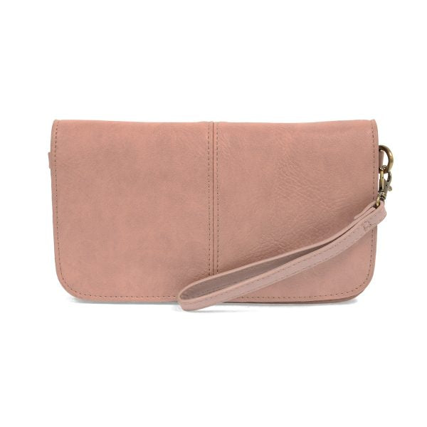 Mia Multi Pocket Cross Body Clutch