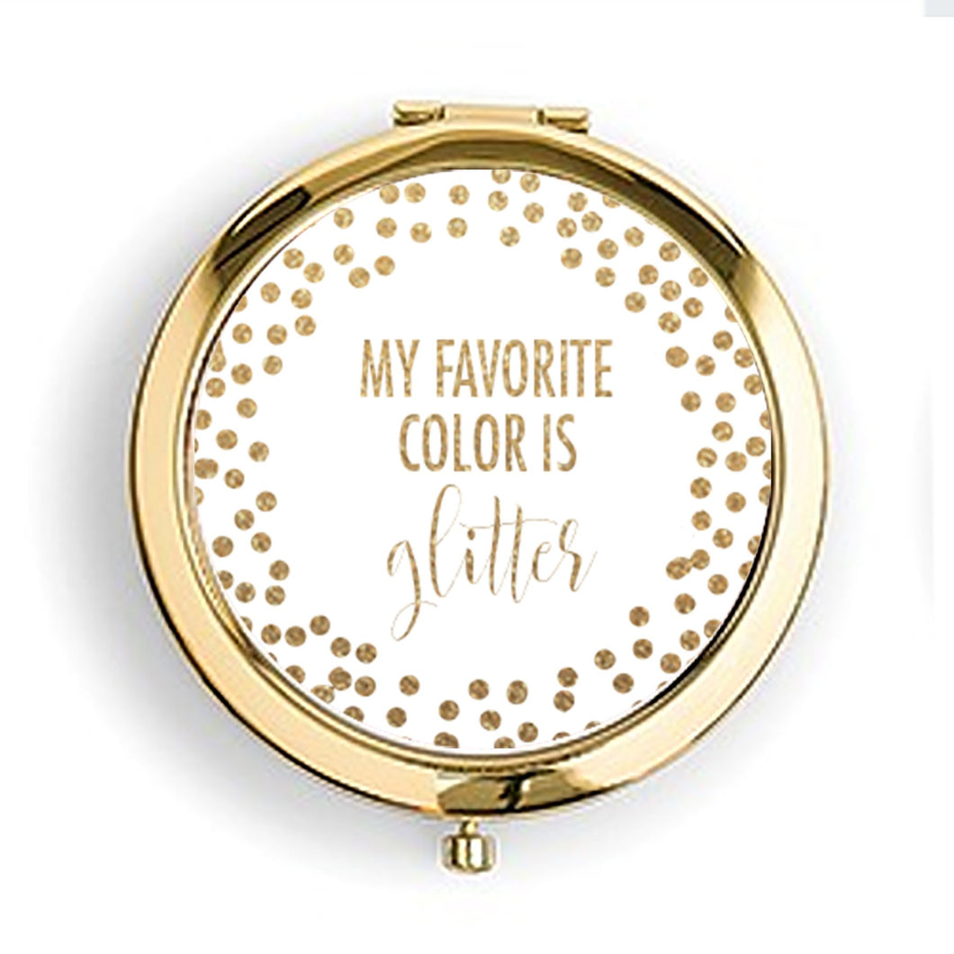 Compact Mirror - Favorite