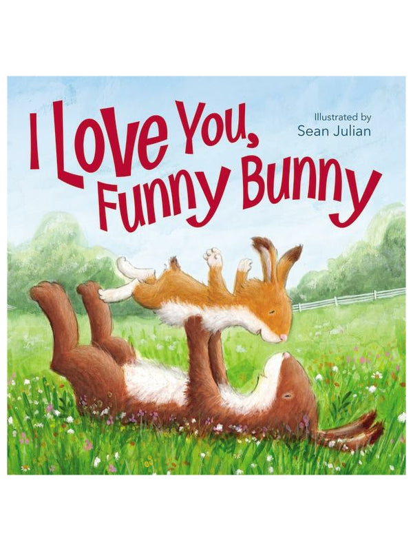 Book - I Love You Funny Bunny