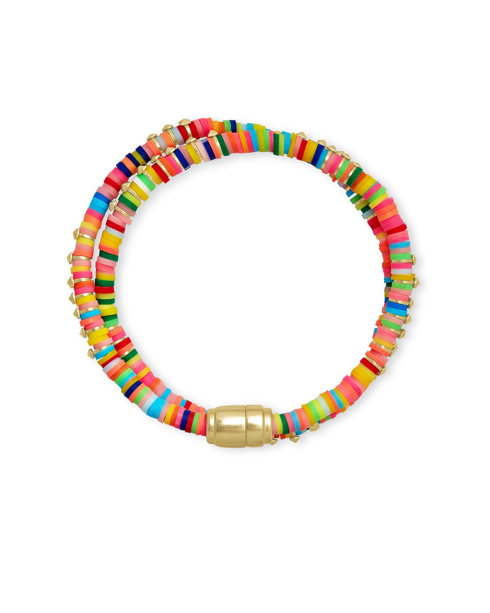 Reece Wrap Bracelet - Bright Mix