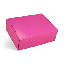 Soft Pink Floral Personalized Gift Box